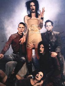 Marilyn Manson Brian Hugh Warner
