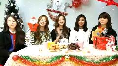 JYP圣诞祝福问候