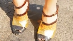 The Cutest Shoes Of New York Fashion Week
