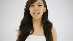 祝贺JYP新人歌手白雅言出道应援视频