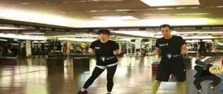 江南style舞蹈教学视频