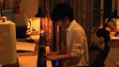 原来的地方 夜色钢琴曲