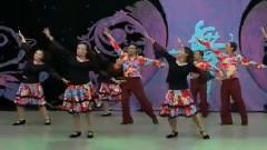 最炫民族风 广场健身舞