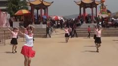 刘湛村广场舞-送你一首吉祥的歌