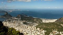 延时摄影:巴西-里约热内卢