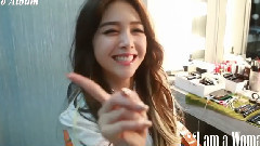 Minah's Message To Angelic Smile