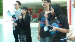 新加坡粉丝团教fans encore应援口号 Version 1