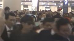 北京机场返韩送机