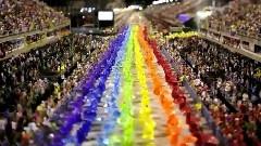里约热内卢的狂欢节
