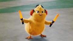 受节奏控制的小鸡