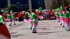 常乐镇文化站广场舞-情暖一家