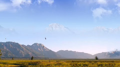 远山(天上的风)
