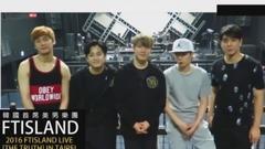 2016 FTISLAND LIVE IN TAIPEI台北演唱会 12月3日热烈开唱!