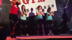 孕妇Ella跳有氧合体S.H姊妹练舞功