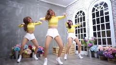 泰国女团模仿翻跳韩舞热单