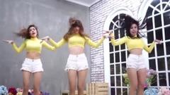 泰国性感辣妹组合Def-G最新热舞孝琳Paradise