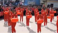 平陆县常乐镇顺头村广场舞灯笼舞-中国style