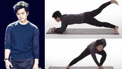 大家都在关心李健《歌手》下一场唱什么?他却当起了健身教练!