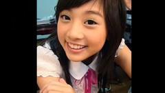 超级可爱的台湾小女生