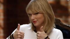 Taylor Swift告诉你