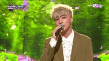 Roy Kim - Suddenly - M COUNTDOWN 现场版 17/05/18