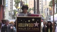 Shirley Caesar - Shirley Caesar Gets A Star on the Walk of Fame Ceremony