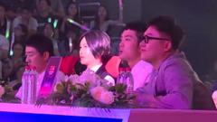 尚雯婕好妹妹乐队校园外语歌手大赛总决赛