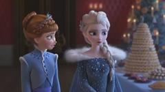 《冰雪奇缘》番外二《雪宝的冰雪大冒险》预告
