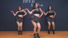 泰国辣妹舞团Def-G最新热舞 ผู้สาวขาเลาะ_