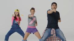 莱美8-12岁健身舞蹈