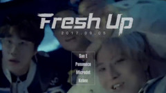Fresh Up Teaser