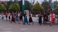 察哈尔广场舞