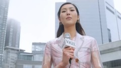 维多利亚的秘密天使刘雯在曼哈顿的开心生活,与ANNA SUI的共享小汤包