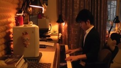 <贝加尔湖畔>夜色钢琴曲 赵海洋钢琴演奏版
