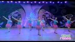 草原之歌 广场健身舞