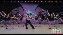 姑娘爱情郎 广场健身舞