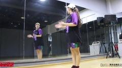 C哩C哩 舞蹈镜面分解教学 完整版
