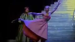 芭蕾舞<灰姑娘> 片段