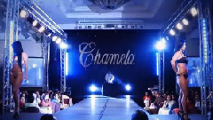 哥伦比亚情趣内衣秀Chamela 2011