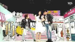 漂亮 - SBS人气歌谣 现场版