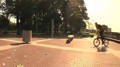 阿根廷之旅(花样自行车)