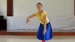 蓝色的蒙古高原 银盘施工局广场舞