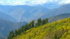 天上的拉尕山