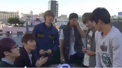 Teen Top On Air - 天地生日Party