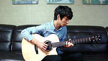 Sungha Jung - When The Love Falls 高清版