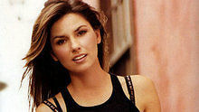 Shania Twain - She's Not Just A Pretty Face 现场版