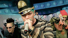 Fantastic Baby YG on air 现场版