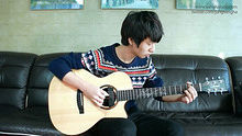 Sungha Jung - Somewhere Only We Know 高清版