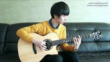 Sungha Jung - One in a Million 高清官方版
