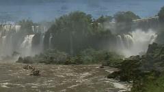 阿根廷和巴西的伊瓜苏国家公园